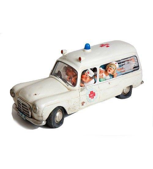 Forchino Biblo | Ambulans