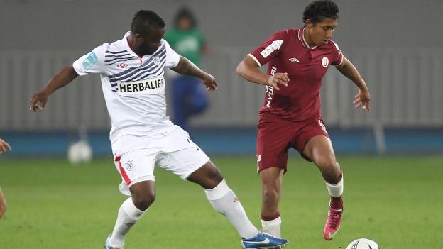 Universitario igualó 0-0 ante San Martín en el Estadio Nacional. #depor