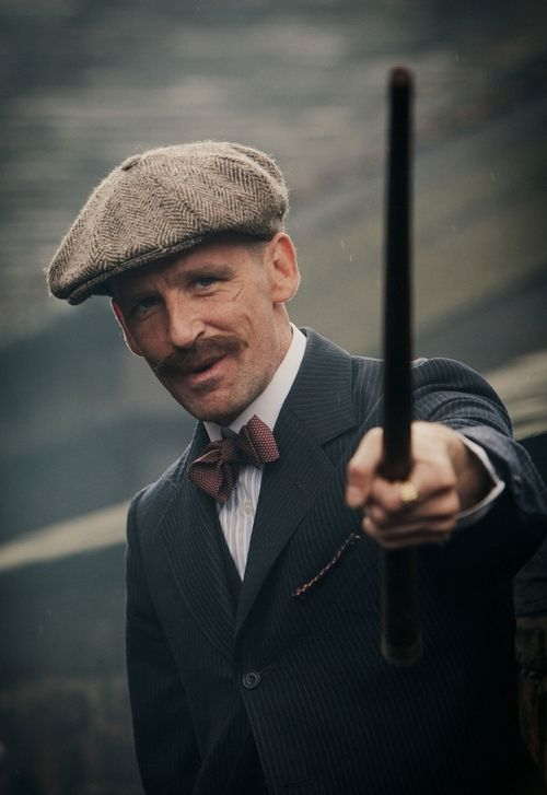 A Shelby Brother 'Peaky Blinders'