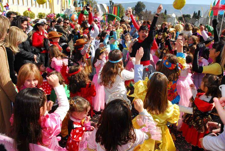 Με 70 δωρεάν εκδηλώσεις ο δήμος Αθηναίων γιορτάζει την Αποκριά