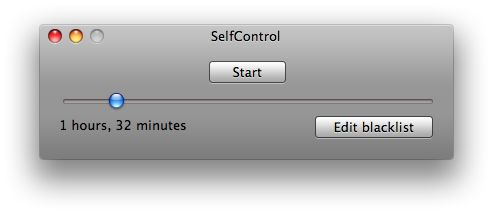 SelfControl. You can block email, Facebook, and Twitter while you study while you still have access to the rest of the web. This is the niftiest thing!