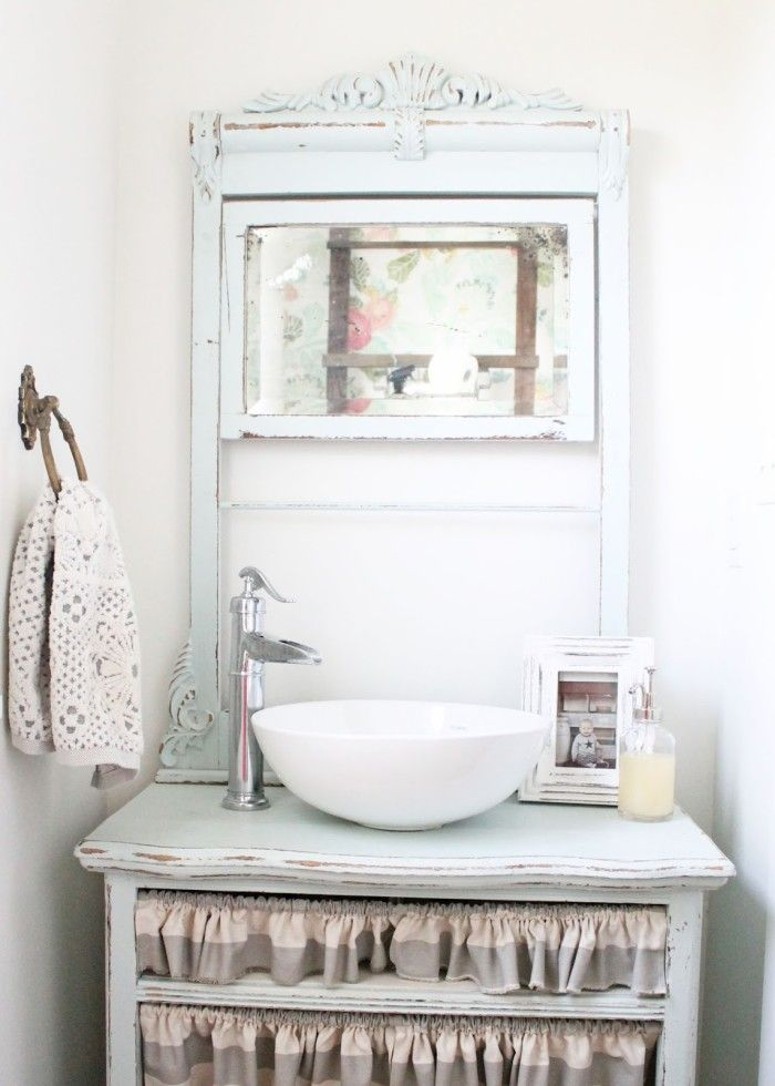 Brittany Yorku0027s Sugarberry Farmhouse In Louisiana. Coastal BathroomsFarmhouse  ...