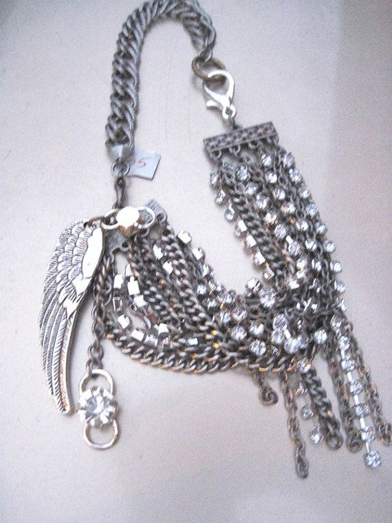 Boot Bling 2 Jewelry for your boots sold as by vintagevampjewelry