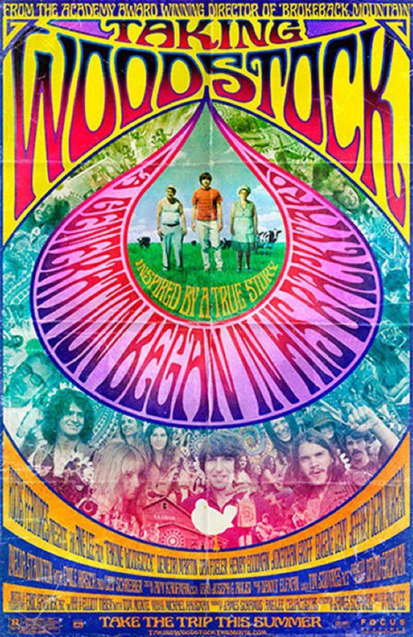 Taking woodstock #Poster #Movieposter #movie