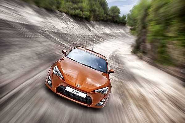 2018-2019 Toyota GT 86 — expected 2018-2019 Toyota sports car