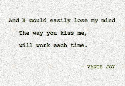 vance joy lyrics - Google Search