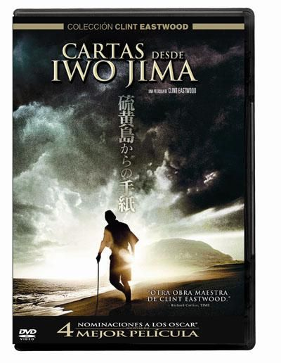 Cartas desde Iwo Jima [Vídeo-DVD] / directed by Clint Eastwood ; produced by Clint Eastwood, Steven Spielberg and Robert Lorenz ; story by Iris Yamashita and Paul Haggis