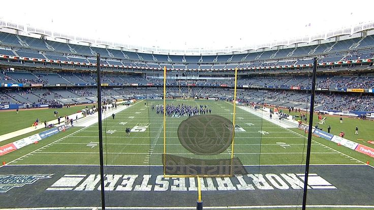 Pitt Football vs Northwestern Pinstripe Bowl Highlights