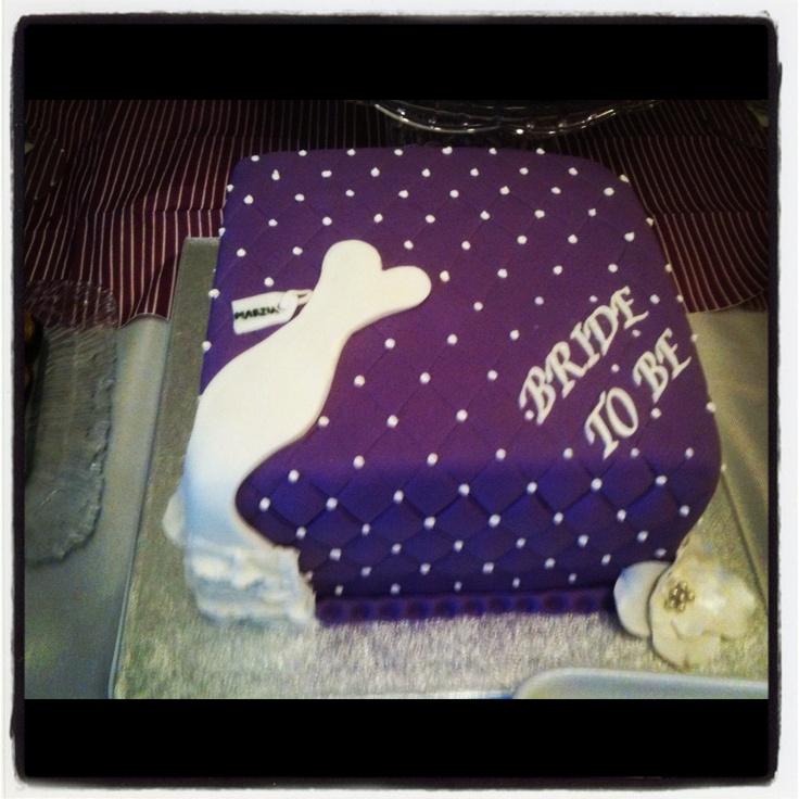 Bridal shower cake ;)
