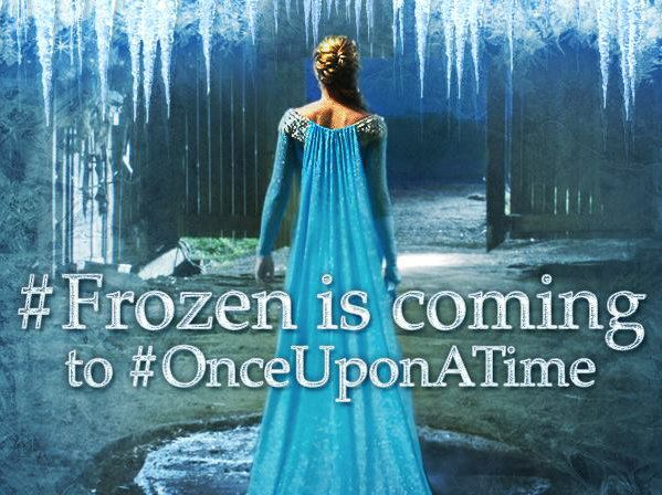 Frozens ice princess made a surprising appearance in the Once Upon a Time season finale. What does Elsa have in store for Storybrooke?