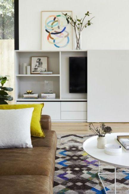 Bildergebnis f r fernseher verstecken shelves pinterest fernseher verstecken wohnzimmer - Wohnzimmer fernseher verstecken ...