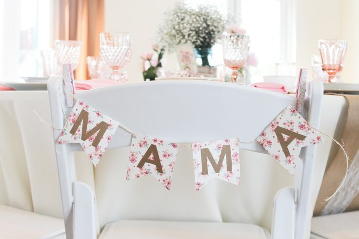 Vintage Southern Garden Themed Baby Shower - The Celebration Society
