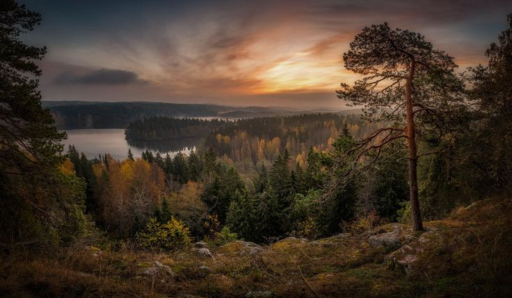 Morning View by Lauri Lohi on 500px