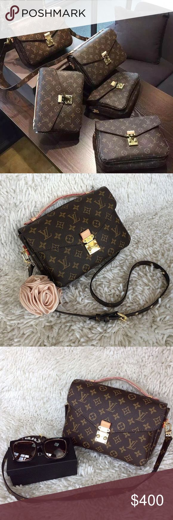 Louis Vuitton Pochette Metis ️️ or Venmo only  {email to order: adeliakas at gmail dot com} Louis Vuitton Bags Crossbody Bags