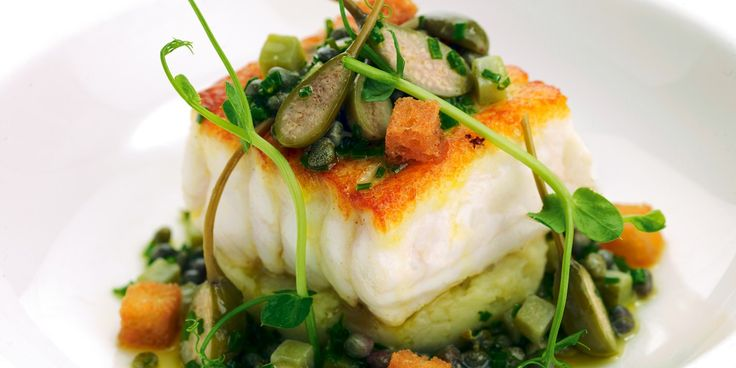 Mark Jordan's sole recipe features Jersey Royals crushed with crab meat and a flavourful velouté, complimenting a beautifully thick-cut pan roasted sole fillet.