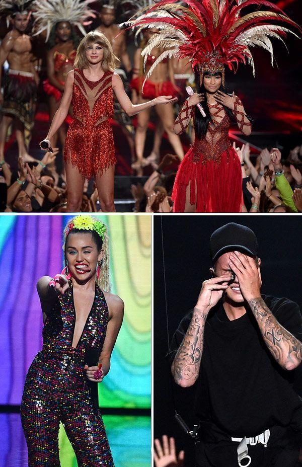 Kanye West's Speech, Nicki Minaj Vs. Miley Cyrus & More: MTV VMAs BestMoments