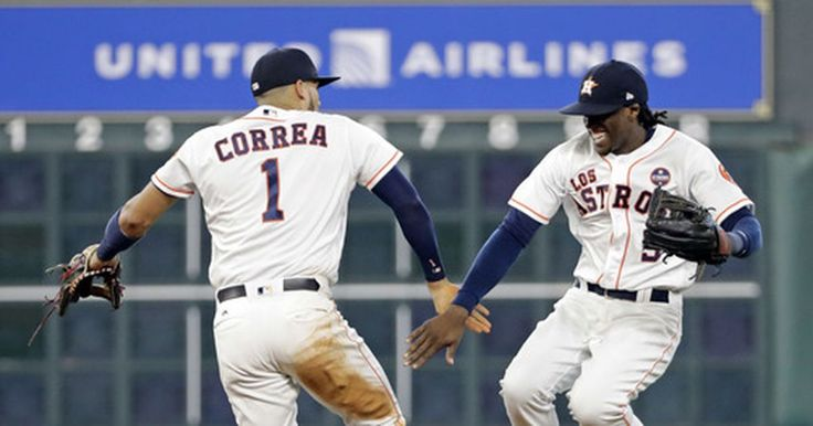 HOUSTON (AP)  Evan Gattis hit a three-run homer to back a solid start by Charlie Morton and the Houston Astros further dampened the AL wild-card hopes of the Los Angeles Angels with a 6-2 win Saturday.   Justin Upton hit two home runs for the Angels, who matched a season worst with their...