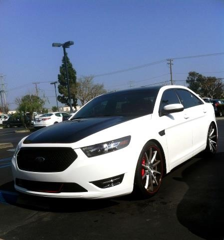 2013 Ford Taurus SHO CGS Performance Custom