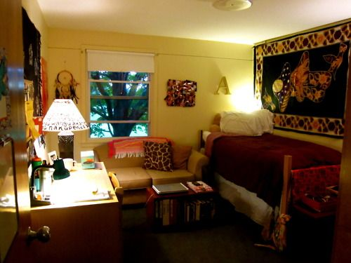 Single Dorm Room Decorating Ideas - Elitflat