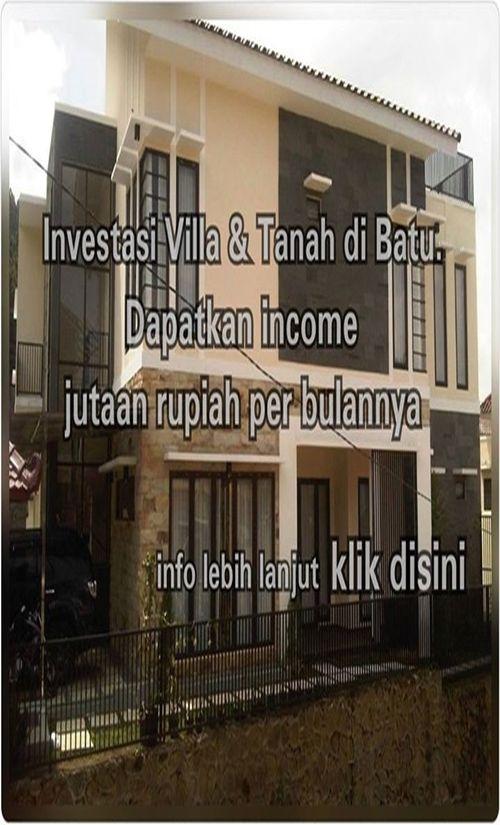 Villa Kota Batu Malang | Homestay Kota Batu Malang