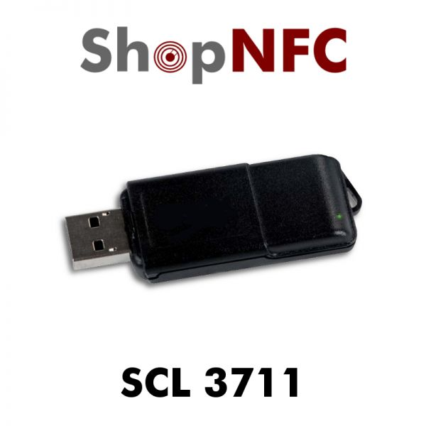 SCL3711 Contactless reader & NFC enabling accessory