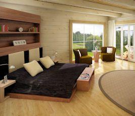 Maison bois massif   Maison Finlande   KONTIO
