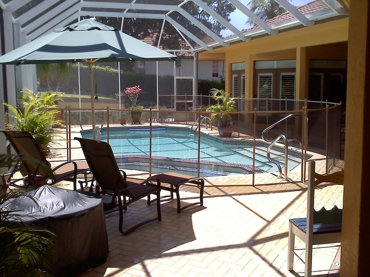 30 best images about swimming pool safety gates on for Pool design tampa