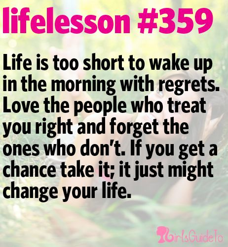 Life S Too Short Quotes Collection Of Inspiring Sayings