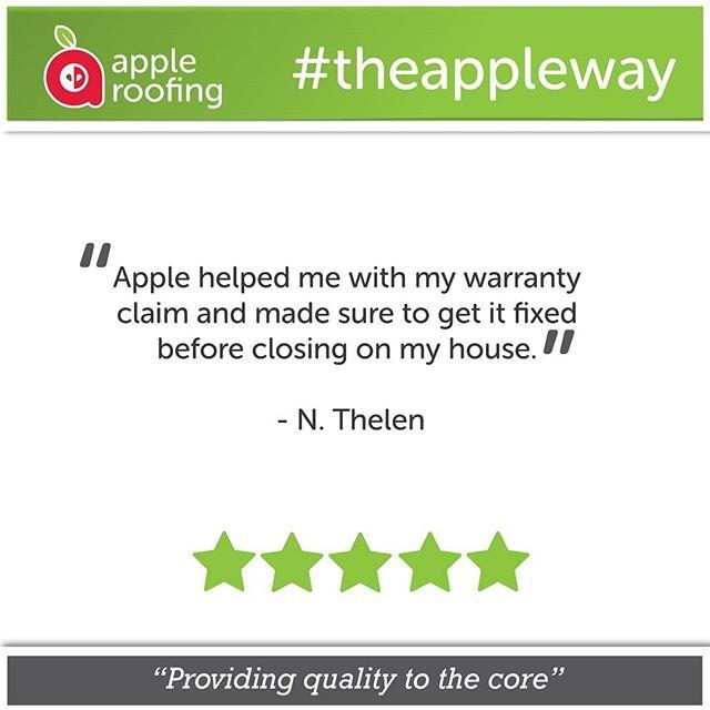 Theappleway Appleroofing Appleroofingllc Roofing Roofingcontractor Customerservice Lincoln Lnk Lincolnnebraska Nebraska Kearney Apple Help Nebraska