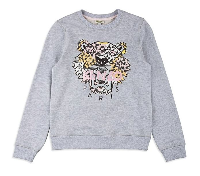 Base Childrenswear Introduces Kenzo for SS17 - Girls Iconic Tiger Sweatshirt
