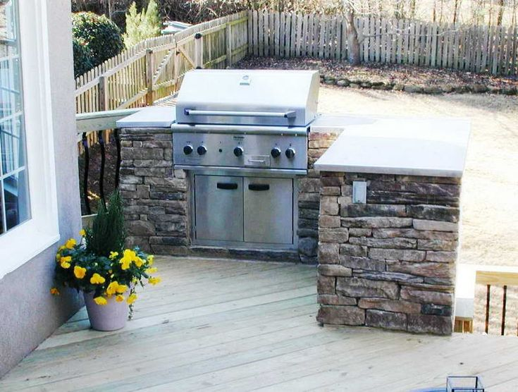 25 best ideas about outdoor kitchen kits on pinterest