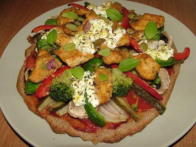 Smak Zdrowia: Pizza