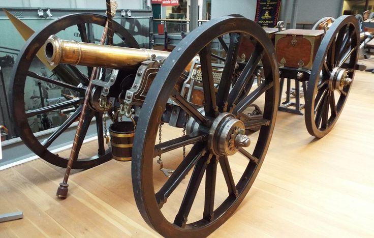 Cossipore Bronze 9 Pounder Gun 1838 Firepower Museum