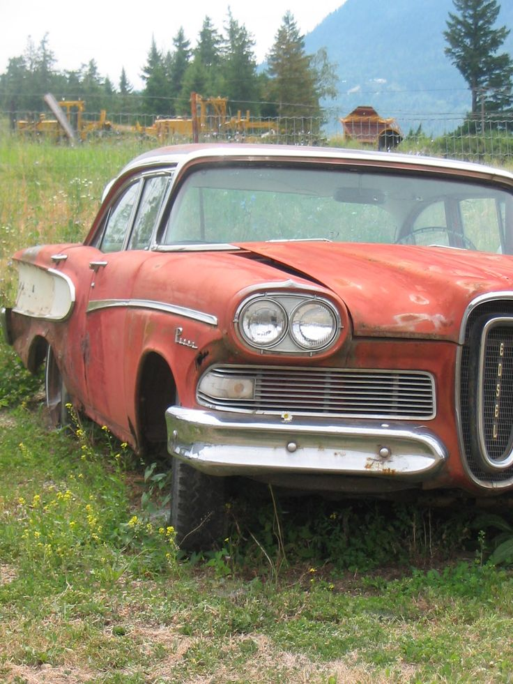 545 best Cars Lost to Time images on Pinterest | Abandoned cars ...