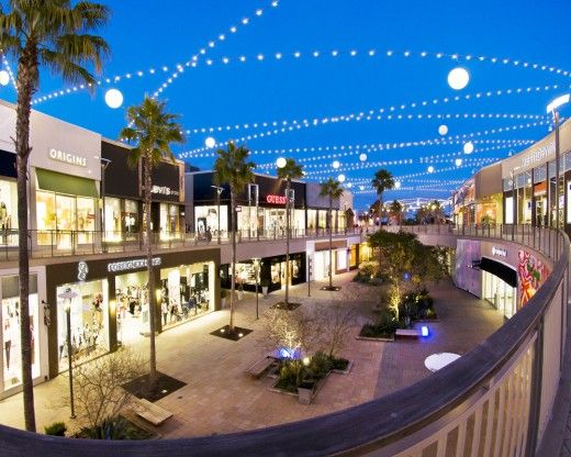 South Coast Plaza Mall, Cali