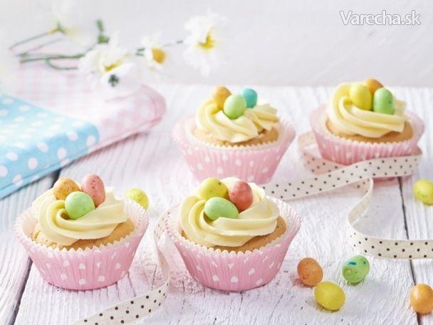 Veľkonočný cupcake - Recept