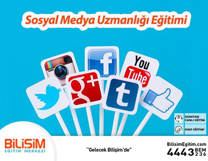 Markalar ve kurumların dijital dünyada tanıtımını yapacak, online itibarını koruyup geliştirecek Sosyal Medya Uzmanlarının eğitimini amaçlayan Sosyal Medya Uzmanlığı Eğitimi sosyal medyada kriz yönetmenizi ve dijital pazarlamada başarı yakalamanızı hedefler. Sosyal Medya Uzmanlığı Eğitimi hakkında bilgi almak için tıklayın; bit.ly/SosyalMedyaUzmanlığıEğitimi 444 32 36  #bilişimegitim #bilişimeğitimmerkezi #onlineeğitim#uzaktancanlıeğitim #digitalpazarlama #seo#adwords #google #sosyalmedya