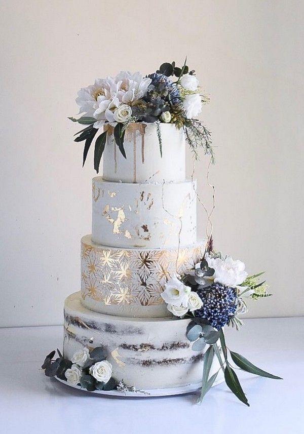 Getropfte Hochzeitstorten aus Laombrecreations   – Amazing Wedding Cakes