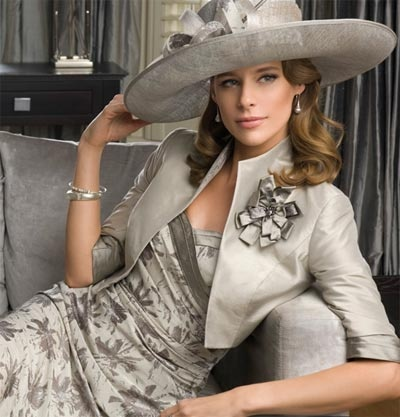 John Charles mother of the bride outfit. Yes I would make my mother wear this!!!