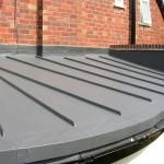 The Roof Assured by Sarnafil single ply flat roof membrane solution is perfect for Conservatory and Orangery flat roofs. It is high performance, has a long lifecycle is good to look at and only installed by trained, registered Roof Assured installers.
