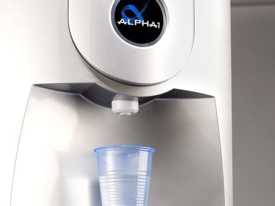 Alpha 1 water cooler by Neil Barron from Gusto