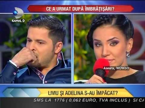 Adelina Pestritu si Liviu Varciu iubire ca in filme Sunt divortati dar s...