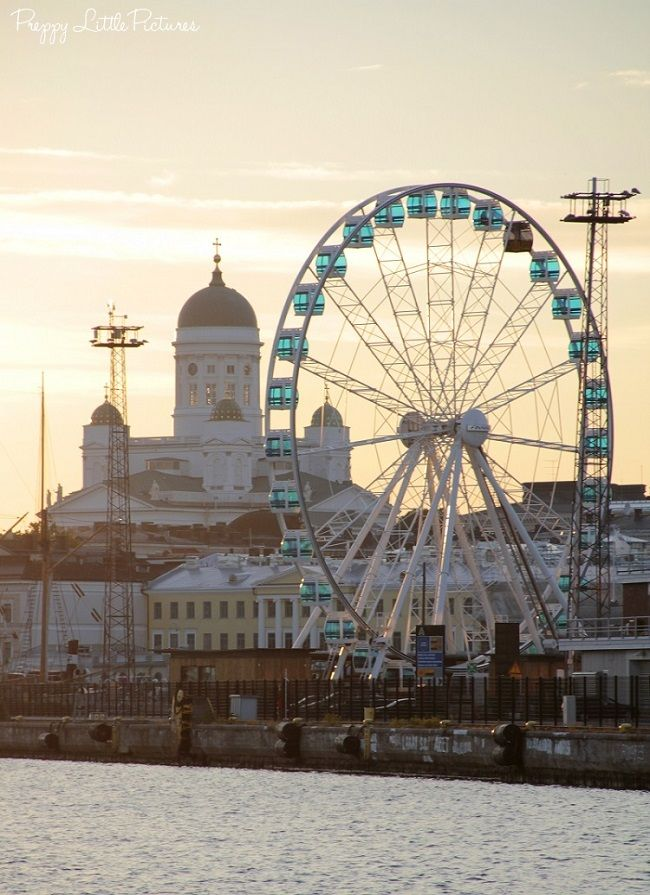 #Helsinki I thought this was London for a moment as seen in the opening credits of Sherlock ;)