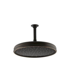 "Traditional Round 8"" rainhead with Katalyst® air-induction spray, 2.0 gpm"