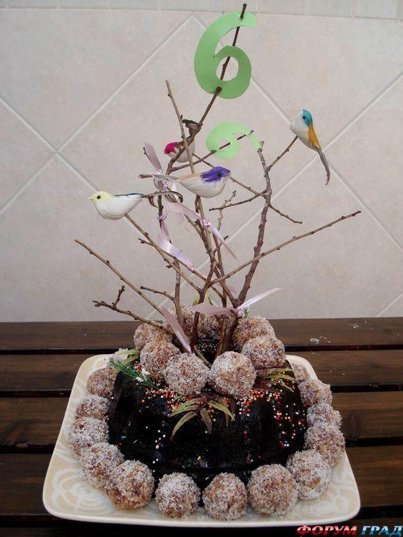 Простые яблочные идеи для украшения праздника Рош-Ха-Шана