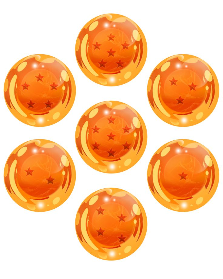 Dragonballs for you by ruga on for Dragon ball z living room