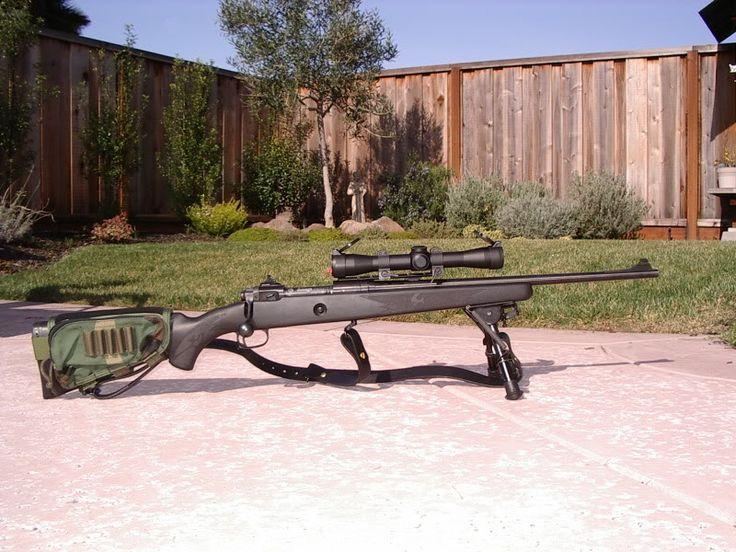 Savage Scout Rifle