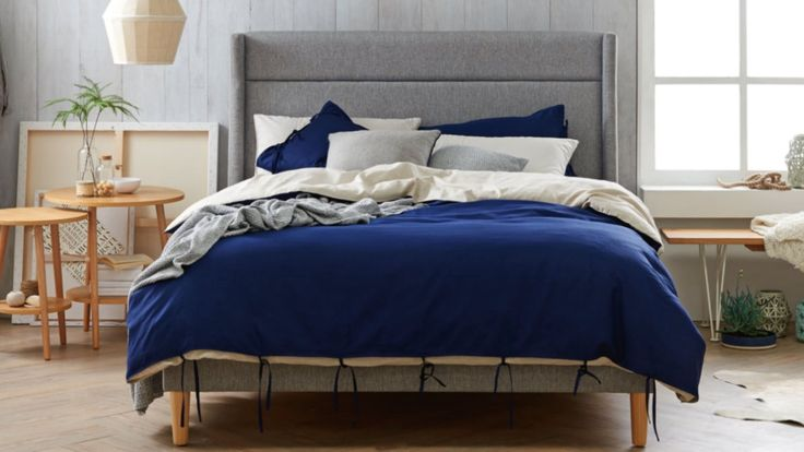 Home :: Bedroom :: Beds :: Bed Frames :: The Dane Bed Frame