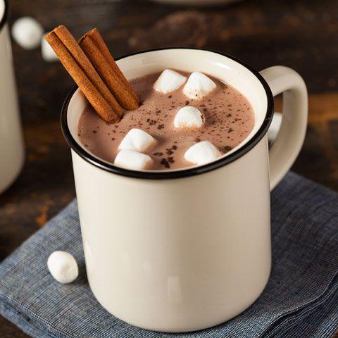 Gör din egen varm choklad   ICA Buffé