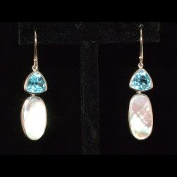 one of a kind earrings - Sunny Skies